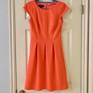 Coral AGB Dress